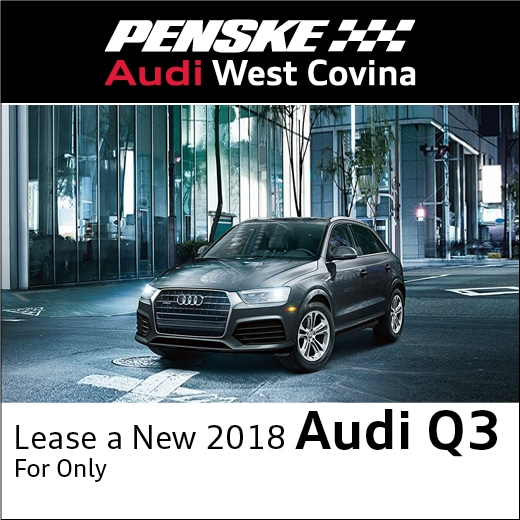 New Audi Lease Offers Specials Incentives West Covina Dealership - Audi leases