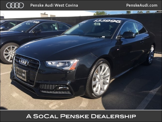 Certified Pre-Owned 2016 Audi A5 2.0T Premium Coupe West Covina