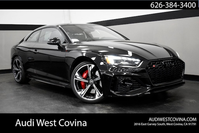 New 2021 Audi RS 5 2.9T Coupe in West Covina, CA