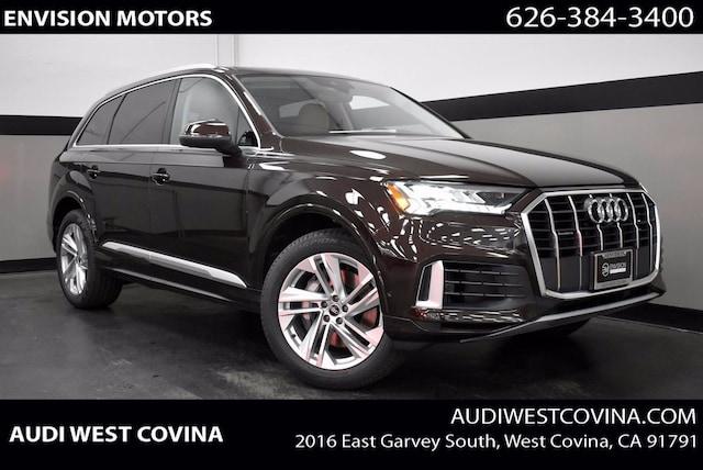 2021 Audi Q7 Premium Plus SUV in West Covina, CA