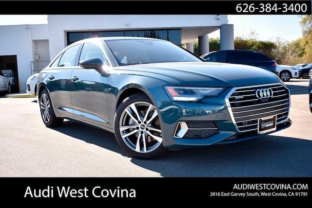 New 2021 Audi A6 Sedan for sale in West Covina CA