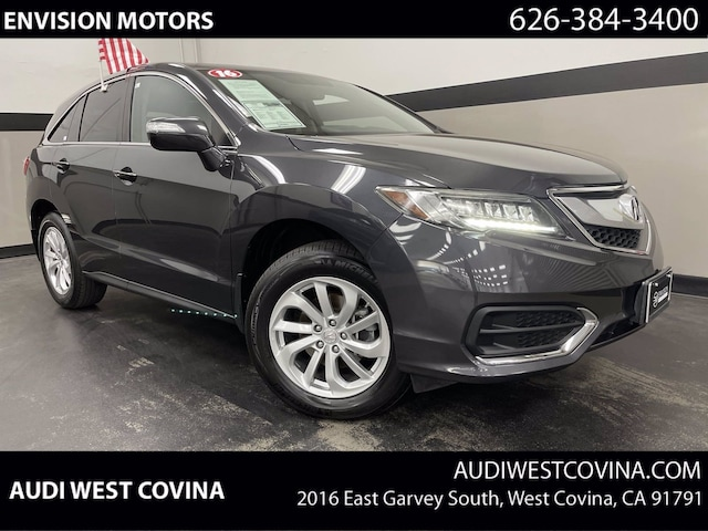 Used 2016 Acura RDX in West Covina, CA
