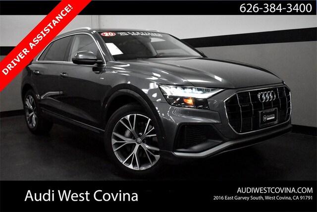 New 2020 Audi Q8 55 Premium Plus SUV For Sale in West Covina, CA