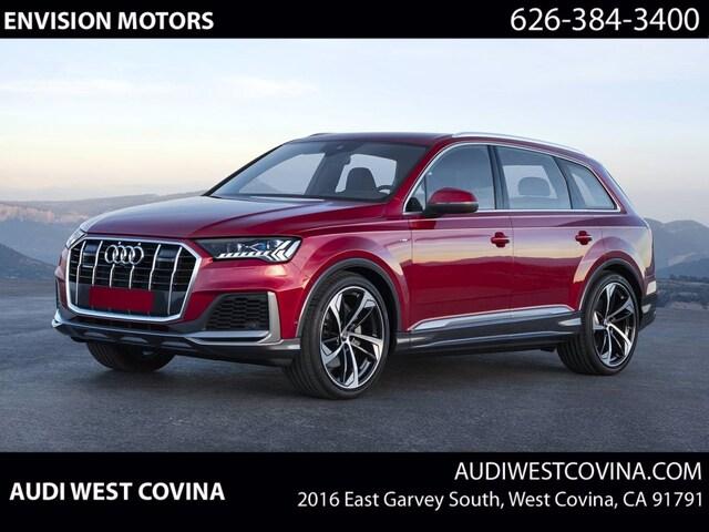 New 2021 Audi Q7 Premium Premium 45 TFSI quattro for sale in West Covina CA