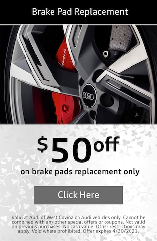 Brake Pad Replacement April