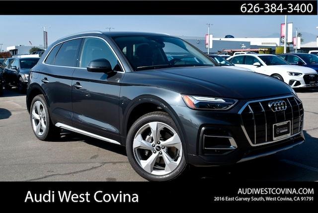 New 2021 Audi Q5 45 Premium Plus SUV in West Covina, CA