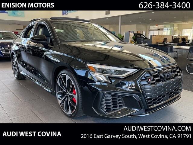 New 2022 Audi S3 2.0T Premium Sedan in West Covina, CA