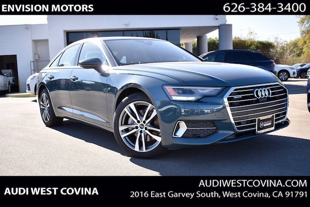 New 2021 Audi A6 Premium Sedan for sale in West Covina CA