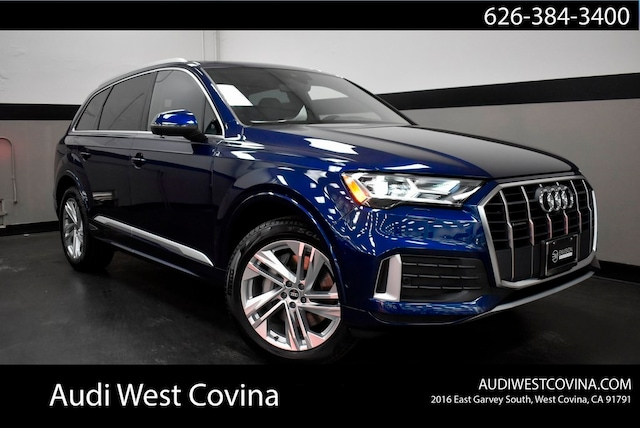 New 2021 Audi Q7 45 Premium SUV for sale in West Covina CA