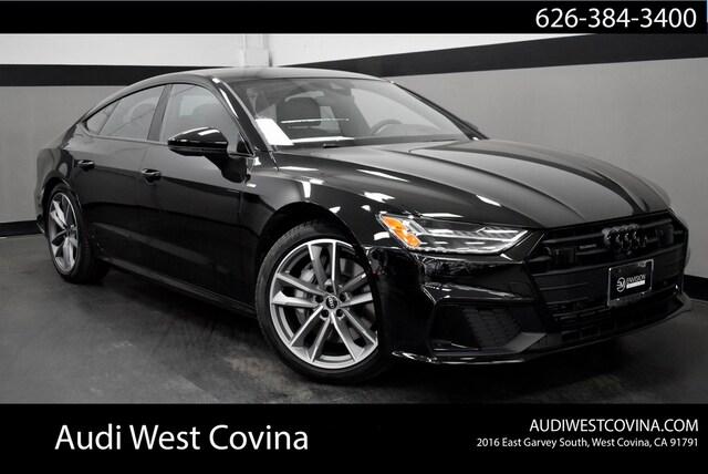 New 2021 Audi A7 Premium Quattro Hatchback in West Covina, CA