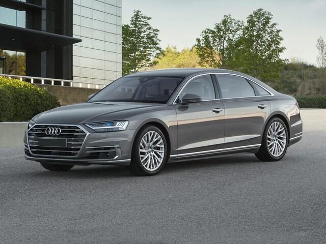 New 2021 Audi A8 4.0 Sedan in West Covina, CA