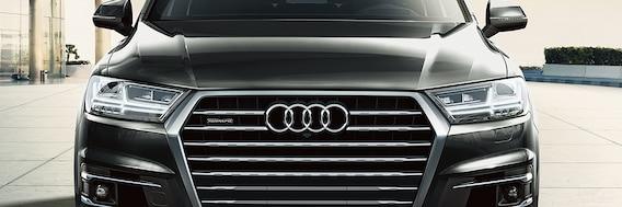 Audi Q7 Comparison Audi West Covina