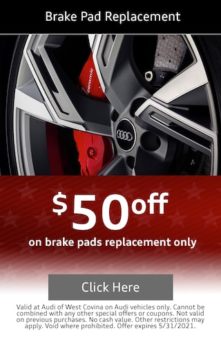Brake Pad Replacement May 2021