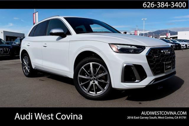 New 2021 Audi SQ5 Premium Plus SUV in West Covina, CA