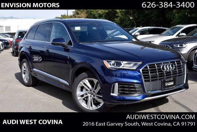 New 2021 Audi Q7 Premium SUV for sale in West Covina CA