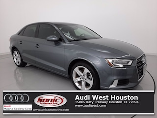 Used 2018 Audi A3 Sedan Premium 2.0 TFSI Premium FWD for sale in Houston