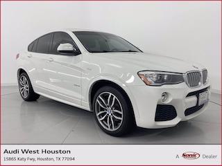 Used 2016 BMW X4 xDrive28i AWD  xDrive28i for sale near Houston