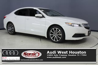Used 2016 Acura TLX V6 Tech Sedan for sale in Houston, TX