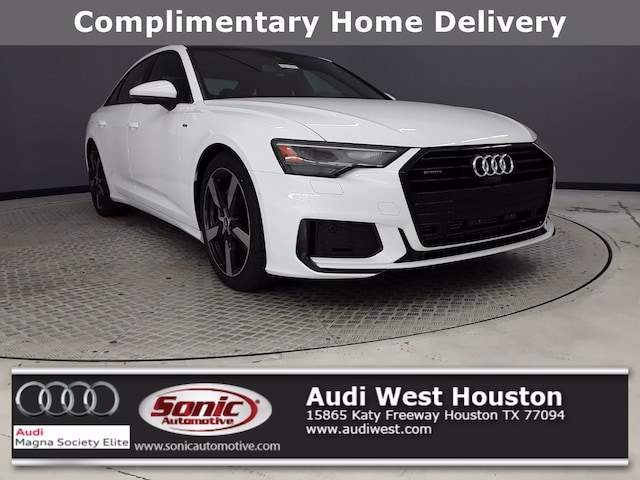 New 2021 Audi A6 55 Premium Sedan for sale in Houston