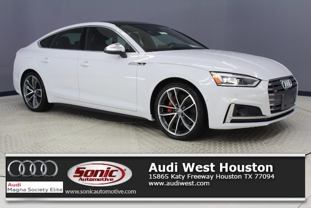 New 2019 Audi S5 3.0T Prestige Sportback for sale in Houston