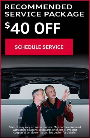 Recommended Service Package