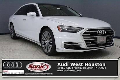 New 2019 Audi A8 For Sale In Houston Tx Vin Wau8daf8xkn015604