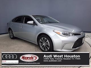 Used 2016 Toyota Avalon XLE Sedan for sale in Houston