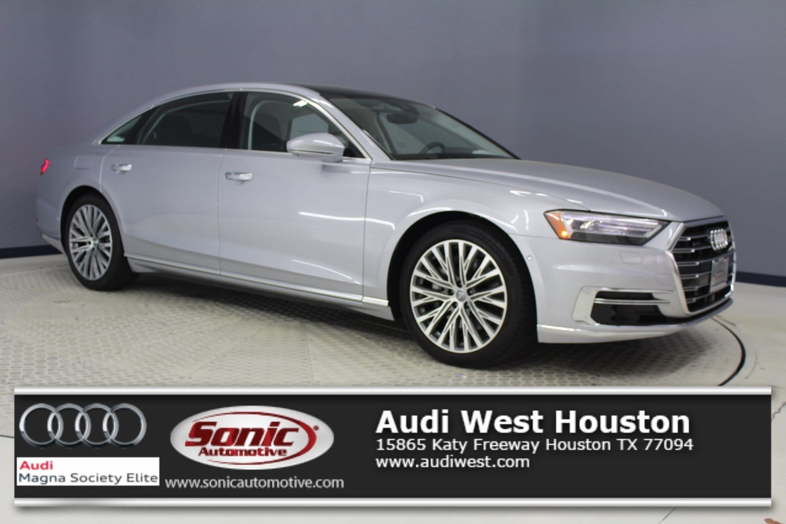 New 2019 Audi A8 For Sale In Houston Tx Vin