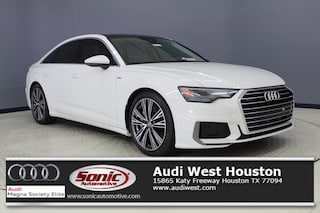 New 2019 Audi A6 3.0T Premium Sedan for sale in Houston, TX