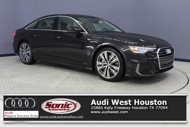 New 2019 Audi A6 3.0T Premium Sedan for sale in Houston