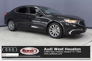 Used 2018 Acura TLX w/Technology Pkg 2.4L FWD w/Technology Pkg for sale in Houston, TX