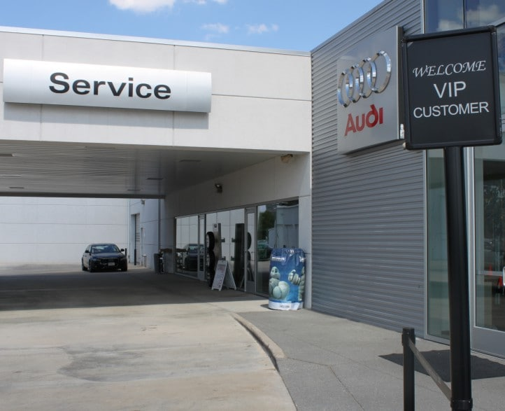 Audi Service West Houston