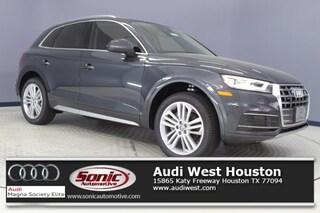 New 2019 Audi Q5 2.0T Premium Plus SUV for sale in Houston, TX