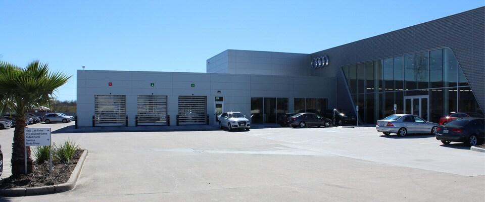 Audi west houston 11850 katy freeway 3