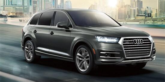 New Audi Q7 Suvs In Houston Tx Audi West Houston