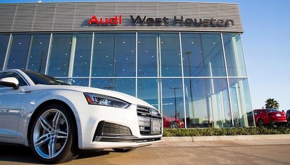 Why Buy From Us Audi West Houston - Audi west houston