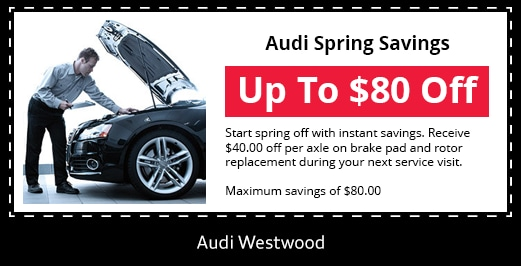 Service Specials - Westwood, MA | Audi Westwood