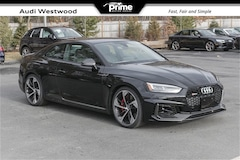 New 2019 Audi RS 5 2.9T Coupe in New England
