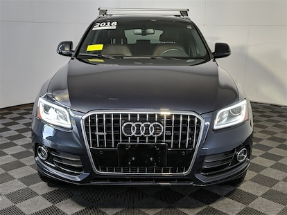 Used 2016 Audi Q5 For Sale at Prime Ford - Auburn | VIN
