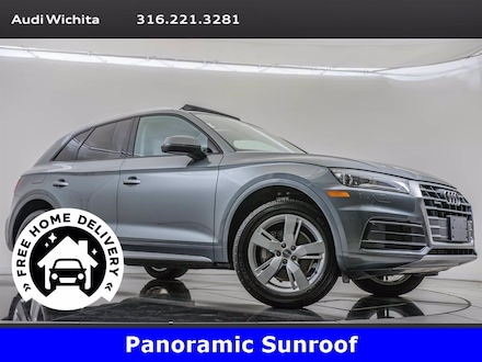 2018 Audi Q5 Navigation & Telematics Package SUV