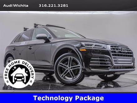 2018 Audi SQ5 Technology Package SUV