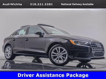 2015 Audi A3 Driver Assistance Package Sedan