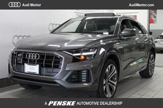 New 2019 Audi Q8 3.0T Premium Plus SUV for sale in Mentor, OH