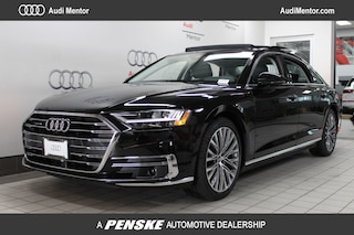 New 2019 Audi A8 L 3.0T Sedan for sale in Mentor, OH