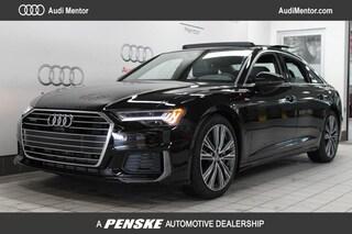 New 2019 Audi A6 3.0T Prestige Sedan for sale in Mentor, OH