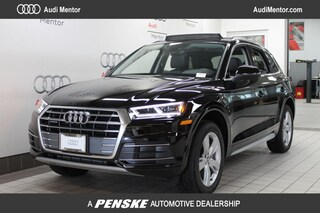New 2019 Audi Q5 2.0T Premium Plus SUV for sale in Mentor, OH