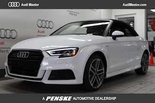 New 2019 Audi A3 2.0T Premium Plus Cabriolet for sale in Mentor, OH