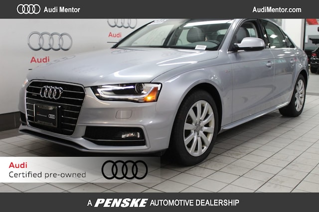 Audi Certified Pre Owned >> Certified Used Audi Cars Sedans Suvs For Sale In Mentor Oh