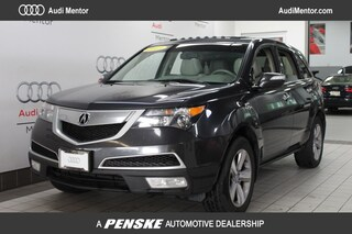 Pre-Owned 2013 Acura MDX AWD  Tech Pkg SUV for sale in Mentor, OH