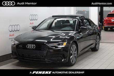 2021 Audi A6 Premium 45 TFSI quattro Sedan